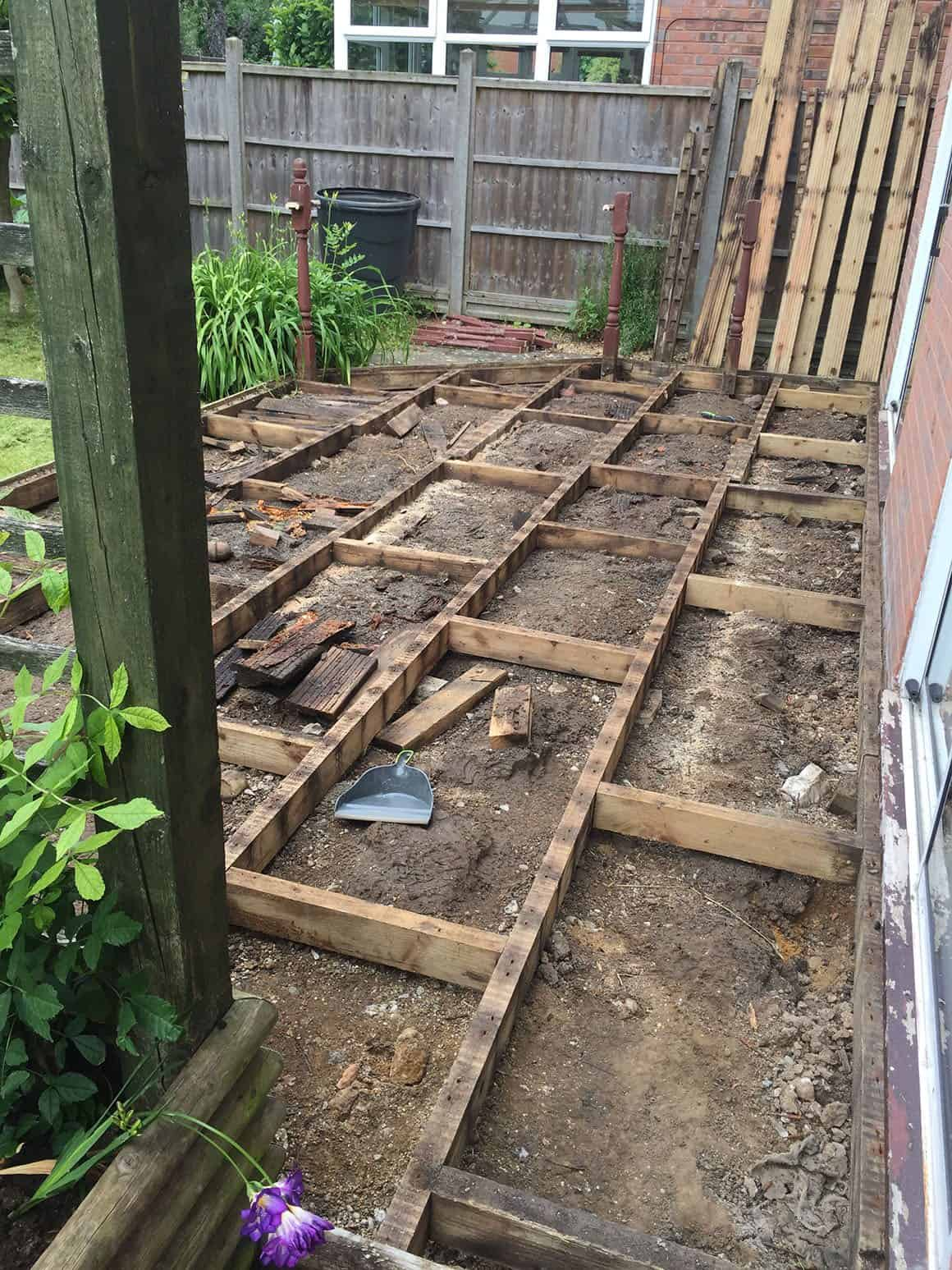 Complete Decking Replacement