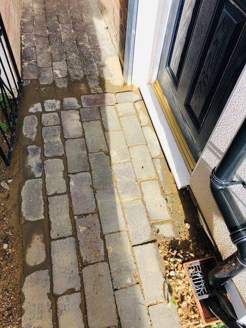 Path Repaired Rugby