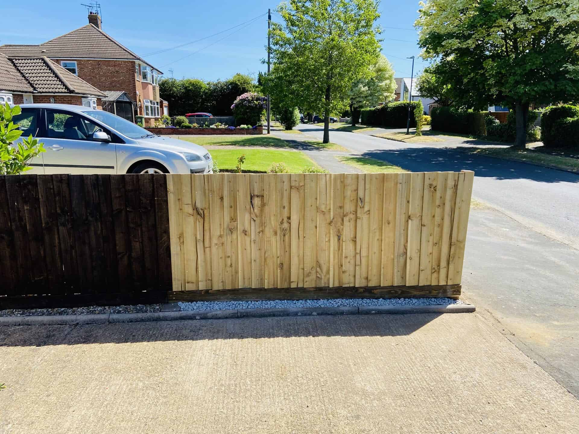 Fence Extension